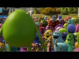 Университет монстров | Monsters University (2013)